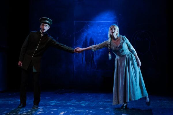 Спектакль «История любовная» в Театре Джигарханяна