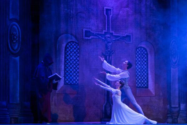 Балет «Ромео и Джульетта» на Летних Балетных Сезонах. Фоторепортаж