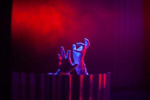 Read more about the article Премьера спектакля «Ромул Великий» в Театре на Юго-Западе. Фоторепортаж