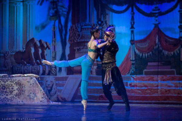 Балет «Бахчисарайский фонтан» в рамках Летних Балетных Сезонов. Фоторепортаж
