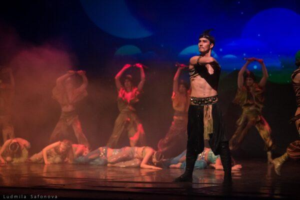 «Мятежным снам любви несчастной…». «Бахчисарайский фонтан» в рамках ХХ Летних Балетных Сезонов