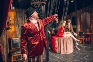 Read more about the article «Булгаков. Куклы.»: большая премьера на сцене театра им. М. Булгакова