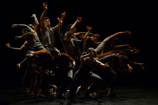 XХIII Международный фестиваль современного танца Open Look