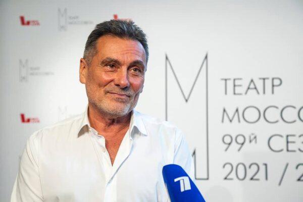 Евгений Марчелли объявил планы Театра им.Моссовета на новый сезон