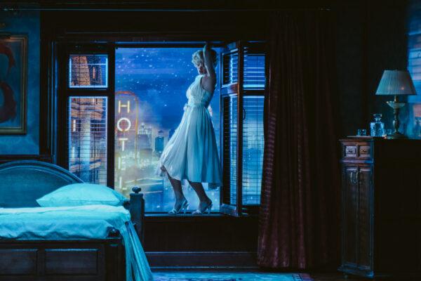 Спектакль «Ночь в отеле». Театр Олега Табакова. Фоторепортаж