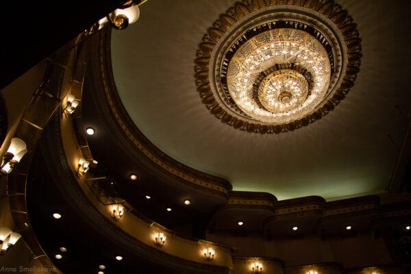 Театр Вахтангова объявил планы на 101-й сезон