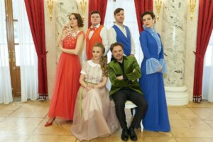 Read more about the article Проект «Меридиан. Театр» – спектакль «Школа влюблённых»