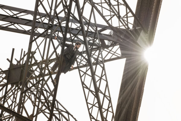 Башня в виде буквы «А», фильм Мартина Бурбулона «Эйфель»