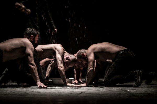 Шекспир под кожей: «Макбет» Алессандро Серра на фестивале «Балтийский дом»